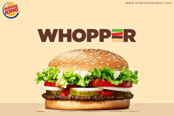 MyBKExperience - Burger King Free Whooper Sandwich Survey
